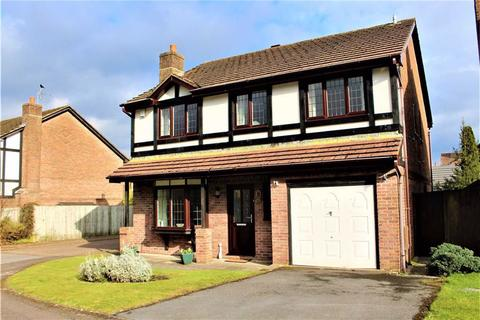4 bedroom detached house for sale - Roman Court, Blackpill