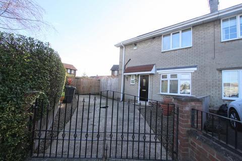 2 bedroom end of terrace house for sale - Otterburn Close, Darlington