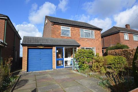 3 bedroom detached house for sale - Lark Hall Crescent, Macclesfield