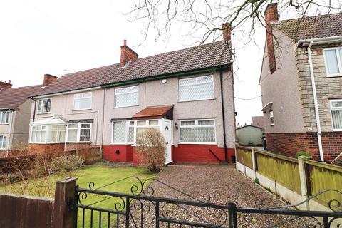 3 bedroom semi-detached house for sale - Portland Avenue, Bolsover, Chesterfield