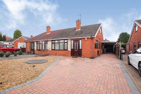 2 bedroom semi-detached bungalow for sale - Brendale Close, Hanford, Stoke-On-Trent