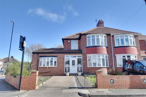2 bedroom semi-detached house for sale - Prince George Avenue, Fulwell, Sunderland