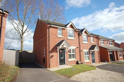 3 bedroom semi-detached house for sale - English Oak Avenue, Shavington, Crewe
