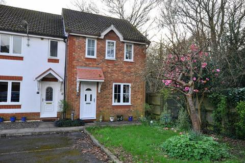 2 bedroom end of terrace house for sale - Oaks Mead, Verwood, BH31 6LJ