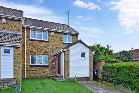 3 bedroom end of terrace house for sale - Challock Court, Cliftonville, Margate, Kent