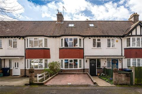 4 bedroom terraced house for sale - Avenue Gardens, London, W3