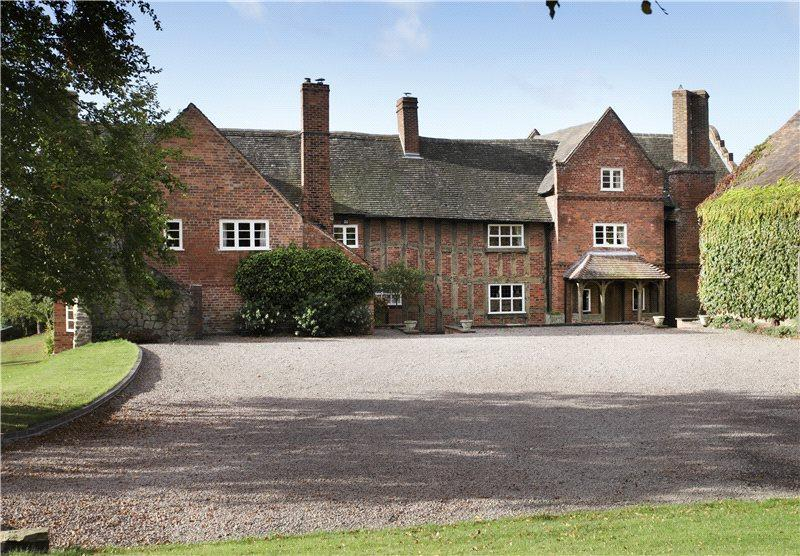 7 Bedrooms Detached House for sale in Camp Lane, Shelsley Beauchamp, Worcester, WR6