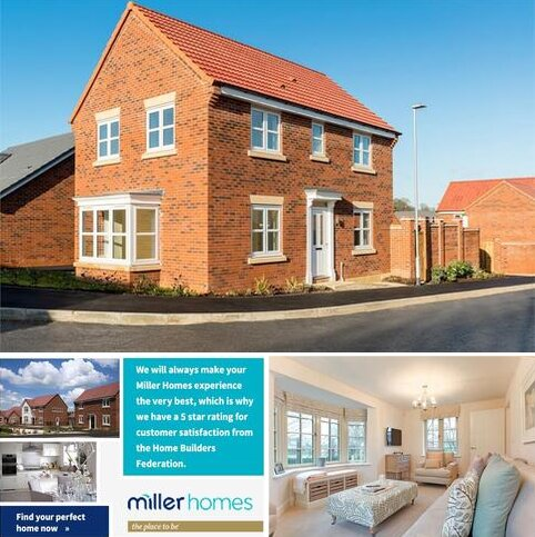3 bedroom detached house for sale - Plot 63, Astley at Meadows View, Normanton Lane, Bottesford NG13