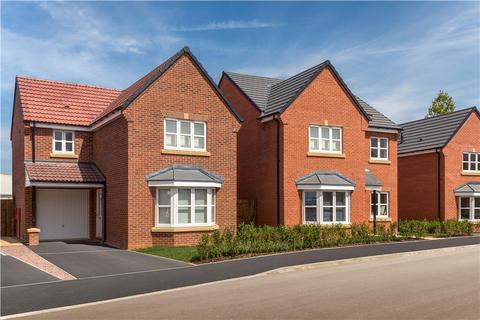 3 bedroom detached house for sale - Plot 81, Hayfield at Willow Grange, Marston Lane, Marston ST16