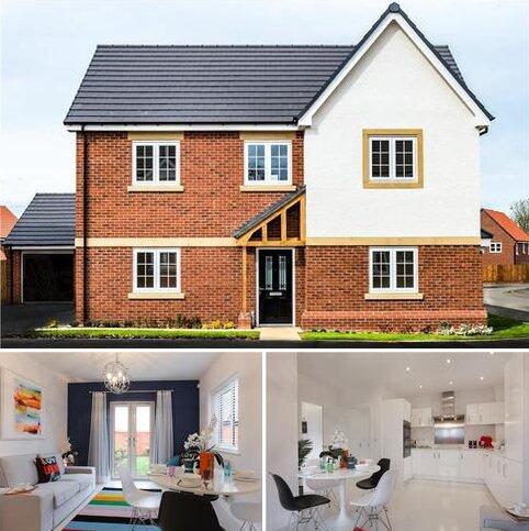 4 bedroom detached house for sale - Plot 47, Pentrich at Centurion Place, Warwick Road, Kibworth LE8