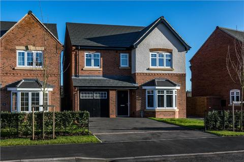 4 bedroom detached house for sale - Plot 87, Whitwell at Willow Grange, Marston Lane, Marston ST16