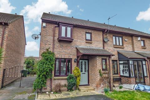 3 bedroom terraced house for sale - Linley Court, Norton, Stockton-on-Tees, Cleveland , TS20 1TT