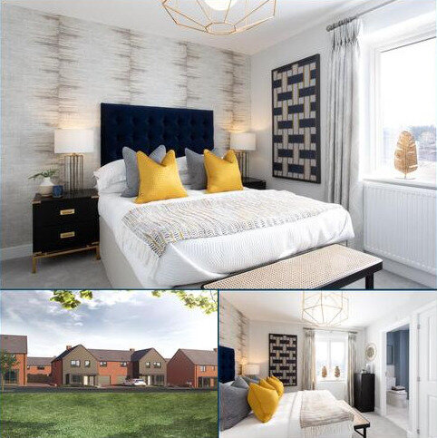 3 bedroom semi-detached house for sale - Plot The Kirkwood, The Kirkwood at The Avenue, Wingerworth, Chesterfield S42