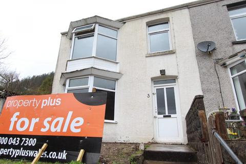 4 bedroom terraced house for sale - Mount Pleasant, Cymmer - Port Talbot