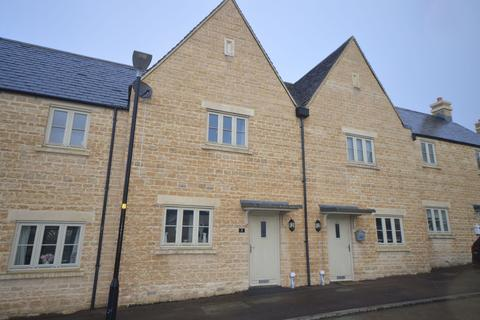 2 bedroom terraced house for sale - Fry Close, Cirencester