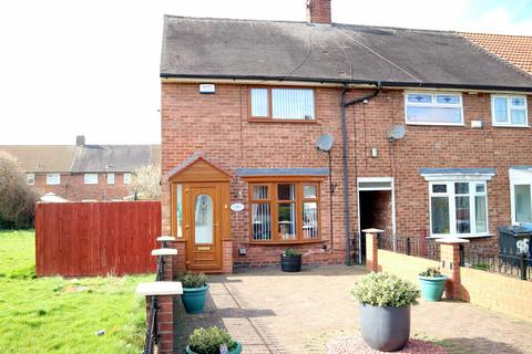 2 bedroom end of terrace house for sale - Dunmow Close, Longhill, Hull, Yorkshire, HU8