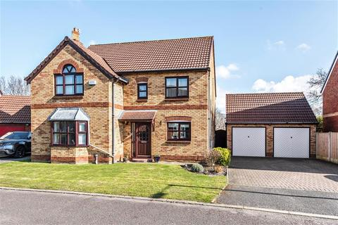 4 bedroom detached house for sale - Aspen Close, Heswall, Wirral, CH60 1YJ