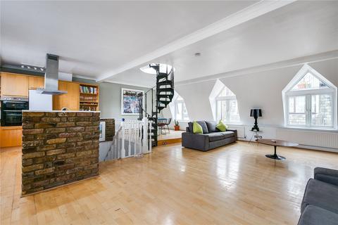 3 bedroom mews to rent - Fulton Mews, Bayswater, London, W2