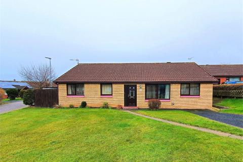 4 bedroom detached bungalow for sale - 4 Goldstone, Tweedmouth, Berwick-upon-Tweed, Northumberland