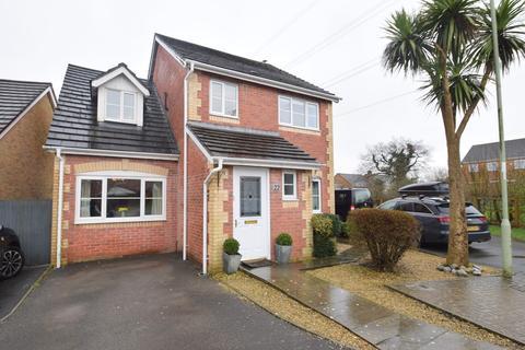 3 bedroom detached house for sale - 22 New Candlestone, Broadlands, Bridgend, Bridgend County Borough, CF31 5DX
