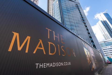 Studio for sale - The Madison, London, E14