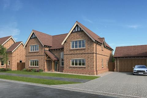 5 bedroom detached house for sale - Plot 8, The Aster, CW6 9QJ