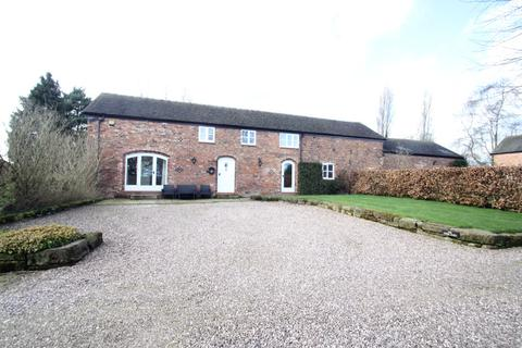 3 bedroom cottage for sale - Holly Bank Cottage, Rushton, CW6 9GJ