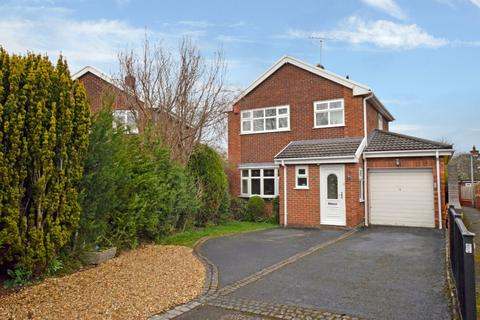 3 bedroom detached house for sale - Deans Way, Higher Kinnerton, Chester