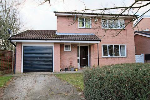 4 bedroom detached house for sale - Greenfield Way , Ingol