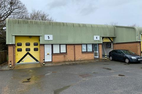 Industrial unit to rent - Unit 4, Lake Industrial Way