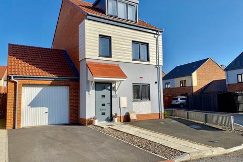 3 bedroom detached house for sale - Harvey Close, South Shields