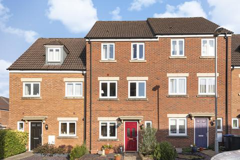 4 bedroom townhouse for sale - Swaledale Road, Warminster