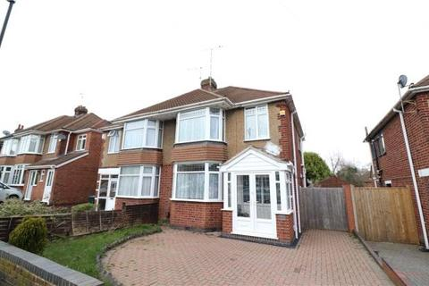 3 bedroom semi-detached house for sale - Arnold Avenue, Styvechale, Coventry, West Midlands