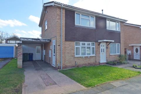 2 bedroom semi-detached house for sale - Watson Close, Rugeley