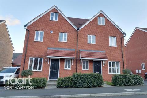 4 bedroom semi-detached house to rent - Northampton