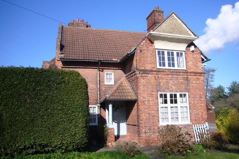 3 bedroom cottage for sale - The Gables, 7 High Street, Carlton, Goole, DN14 9LU