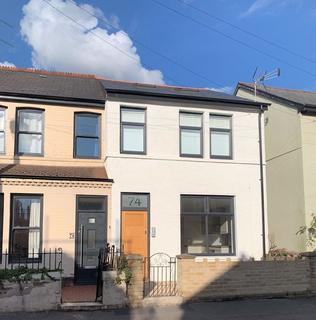 1 bedroom apartment for sale - Flat 4, 74 Clive Road, Canton, Cardiff CF5 1HH