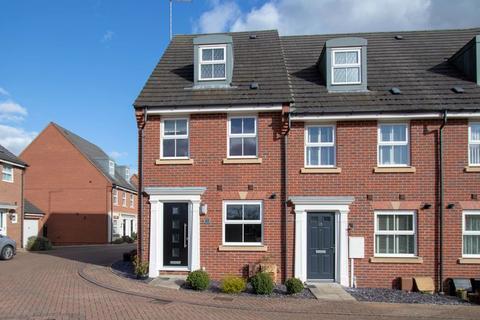 3 bedroom townhouse to rent - Hillside Gardens, Peterborough