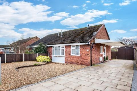 2 bedroom semi-detached bungalow for sale - Cumberland Road, West Heath, Congleton