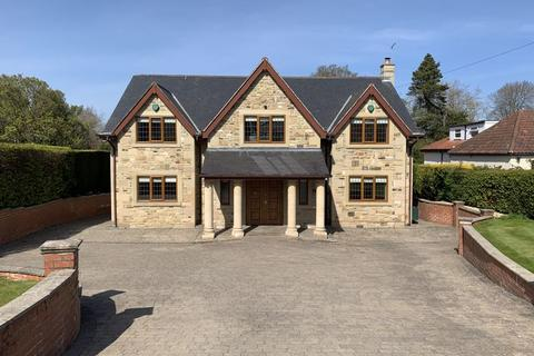 4 bedroom detached house for sale - Runnymede Road, Darras Hall, Ponteland, Newcastle upon Tyne