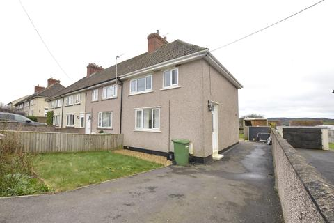 3 bedroom end of terrace house to rent - Longleat Road, Holcombe, Radstock, Somerset, BA3