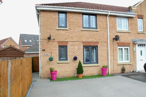 3 bedroom townhouse for sale - Hough Close, Chesterfield