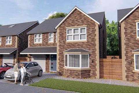 4 bedroom detached house for sale - Hunters Court, Stalybridge