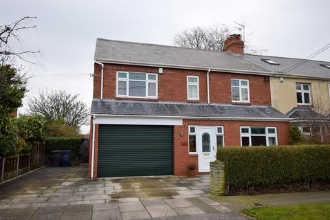 4 bedroom semi-detached house for sale - Sunniside Terrace, Cleadon, Sunderland