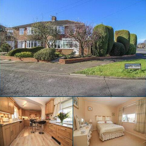 3 bedroom semi-detached house for sale - Chapel Close, Melton Park