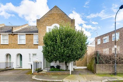 2 bedroom house to rent - Hofland Road, London, W14