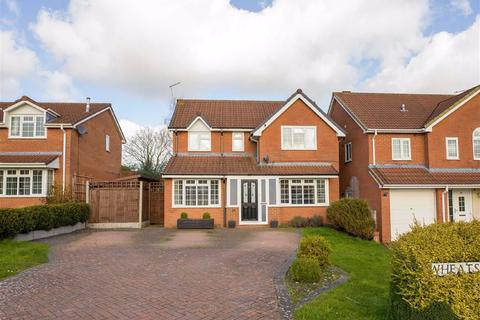 5 bedroom detached house for sale - Wheatsheaf Drive, Whitchurch, SY13
