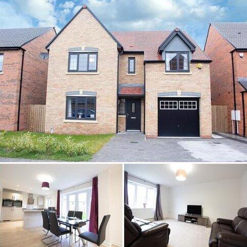 4 bedroom detached house for sale - Vineyard Close, Killingworth, Newcastle Upon Tyne