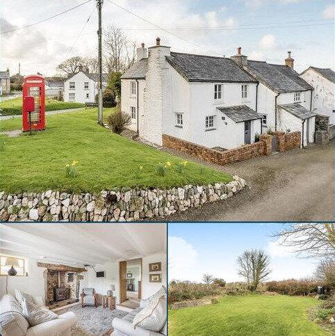 4 bedroom semi-detached house for sale - Trelash, Warbstow