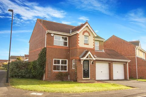 4 bedroom detached house for sale - Holyfields, West Allotment, Newcastle Upon Tyne